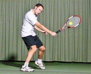 Tennisplayer - France - Tenniscourt