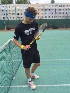 Tennisurlaub in Frankreich