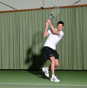 Tennisspieler in Frankreich